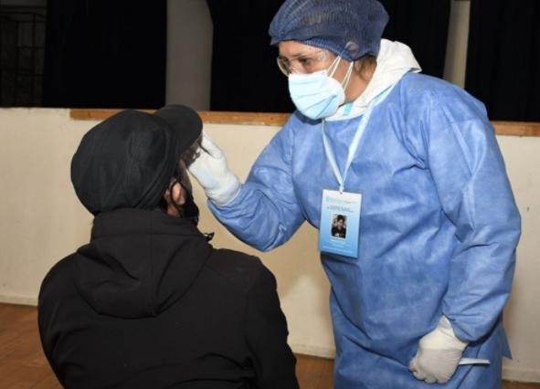 1° de mayo. Un día más del trabajo en pandemia….