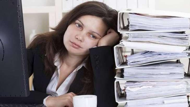 El malestar en el trabajo